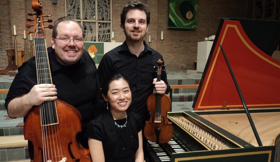 Performing as a Chamber Musician with New Comma Baroque