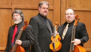 Performing with The Spirit of Gambo - A Chicago Consort of Viols