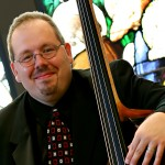 Color Headshot 8X10 with Double Bass