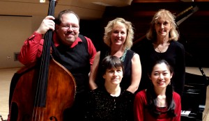 Performing Hindemtih and Shostakovich at Wentz Hall