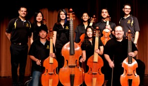 The Adlai E. Stevenson High School Viol Consort