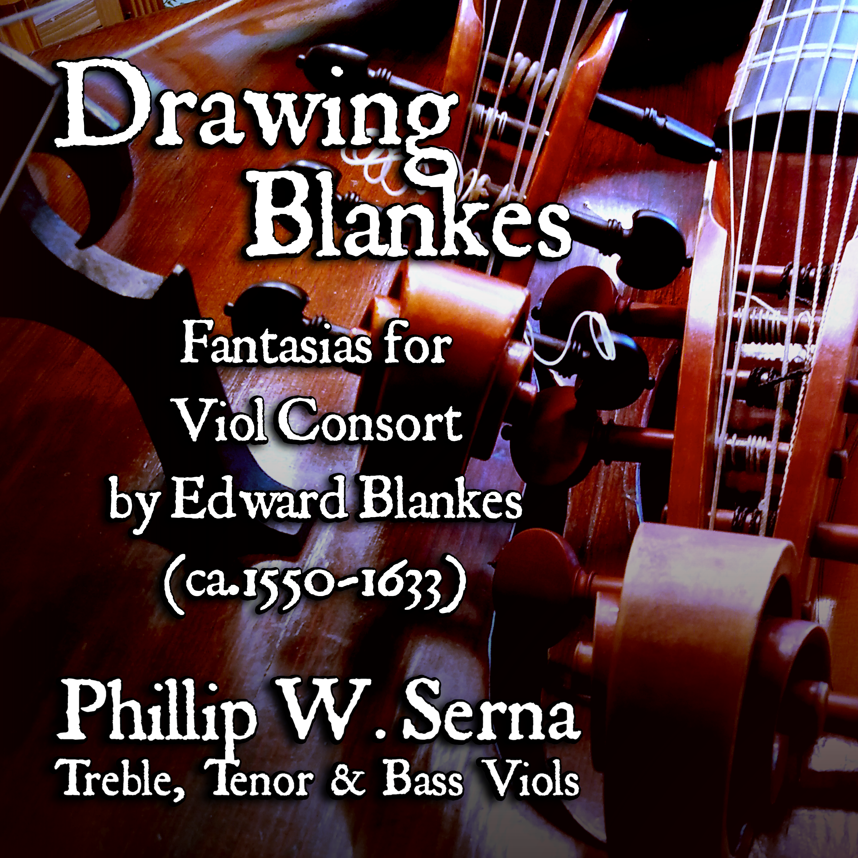 Purchase Drawing Blankes – The Fantasias for Viol Consort by Edward Blankes (ca.1550-1633)