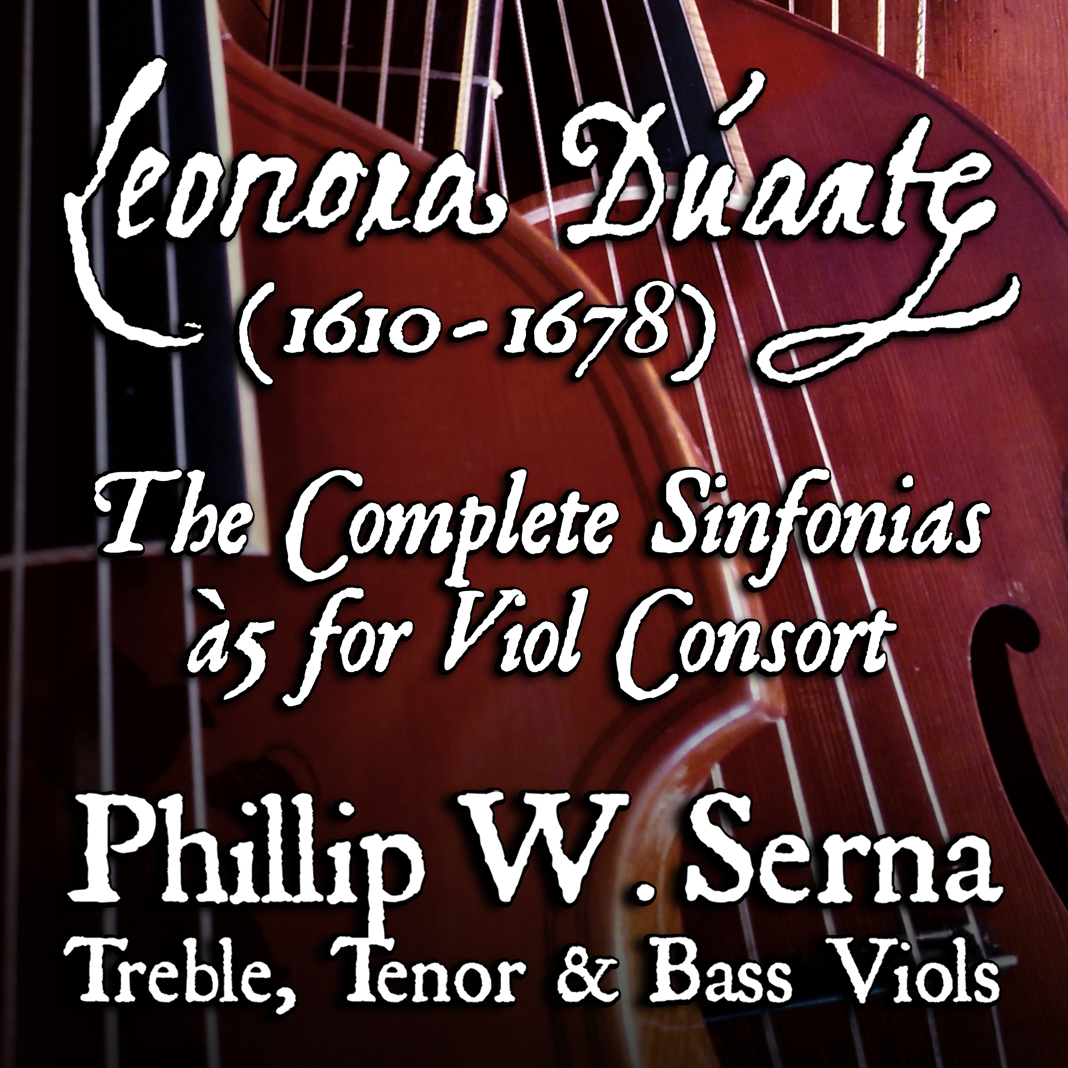 Purchase Leonora Duarte (1610-1678) - The Complete Sinfonias à5 for Viol Consort