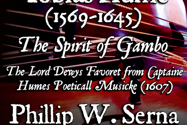 merch communityedit navigation bar Tobias Hume (1569-1645) - The Spirit of Gambo, The Lord Dewys Favoret from Captain Humes Poeticall Musicke (1607)